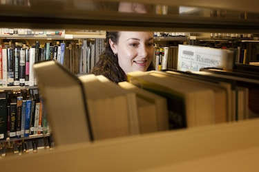 Becoming a librarian is easier than you think!