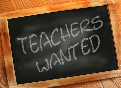 available employment adult education teachers