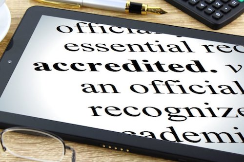 Regionally accredited online colleges are the gold standard