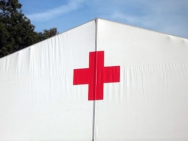 Online nonprofit management degree grads run companies like the Red Cross
