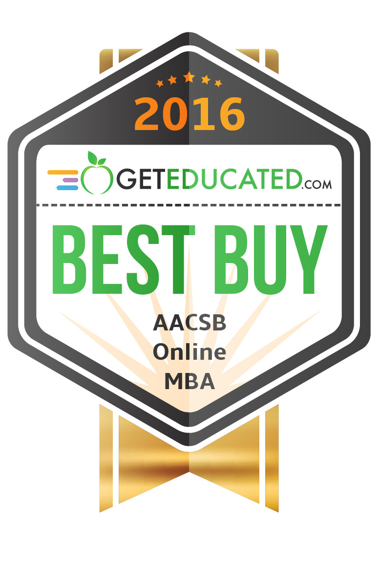 Best Affordable AACSB Accredited Online MBA