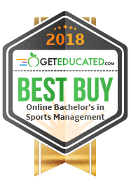 Best online bachelor's degree in sports management