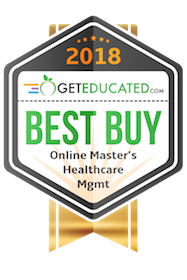 Best online master's in healthcare management online