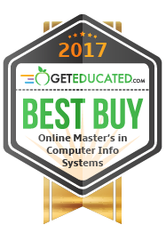 Best online MS in computer information systems