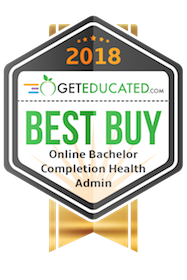 Best online bachelor degree programs in healthcare administration