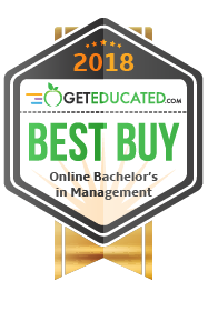 Best online bachelor's degree in business management