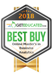 Best online master's in business analytics