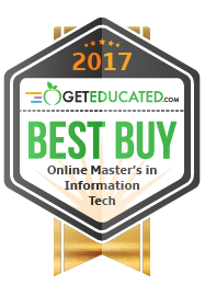 Best online master's IT