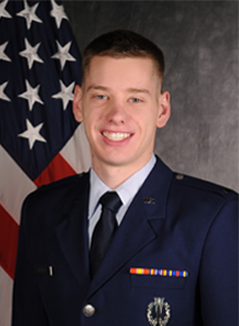 Active Duty Military Member Awarded Scholarship